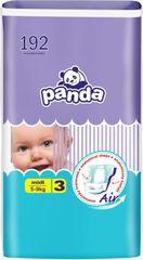 Panda Pieluchy Midi - 192 szt (48 x4)