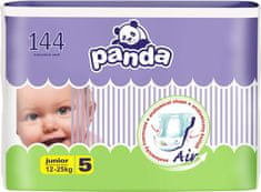 Panda Pieluchy Junior - 144 szt (36x4)