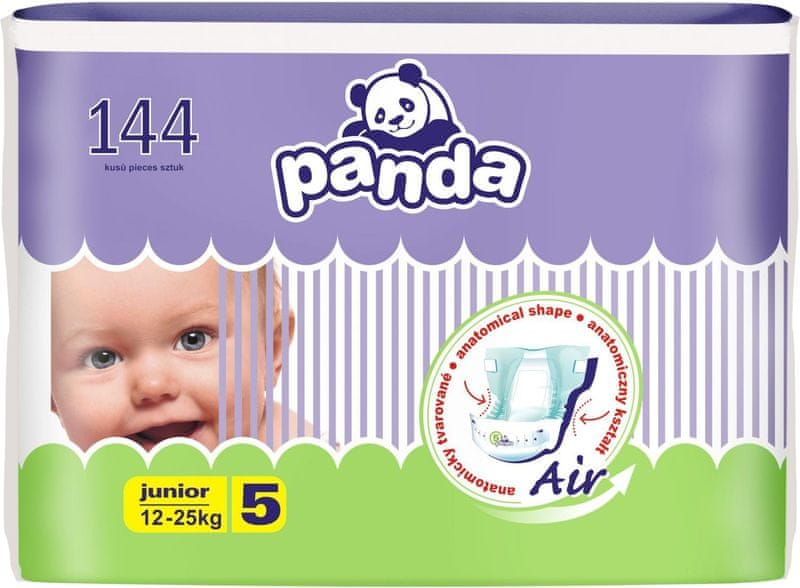 Panda Junior 144 ks