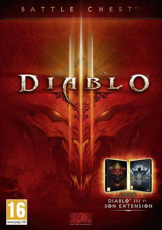 Blizzard Diablo III Battlechest / PC