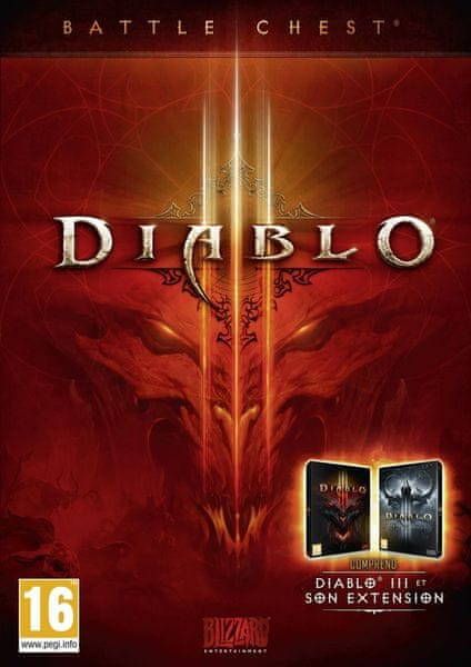 Blizzard Diablo III Battlechest / PC