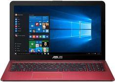 Asus notebook R540LJ-XX338 - czerwony