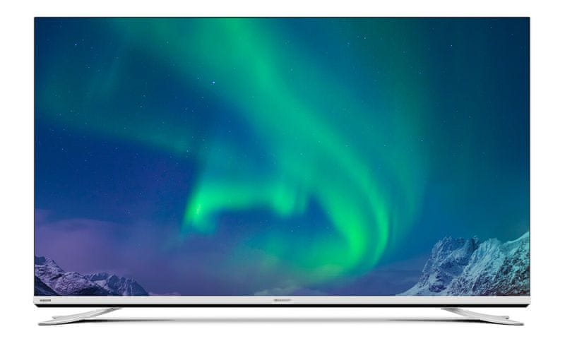 Sharp LCD LED TV LC-65XUF8772ES - II. jakost