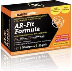 NAMEDSPORT AR-Fit Formula 60 tablet