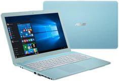 Asus notebook R540LA-XX343T - niebieski