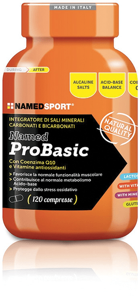 NAMEDSPORT ProBasic 120 tablet
