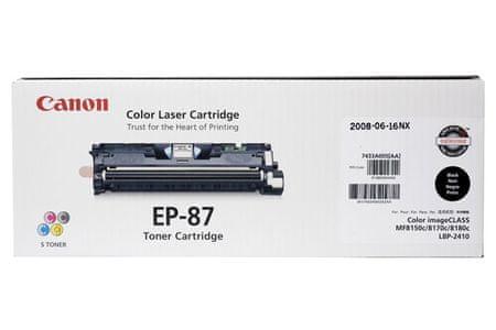 Canon toner EP87, črn