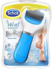 Scholl Velvet Smooth Diamond Elektromos talpreszelő