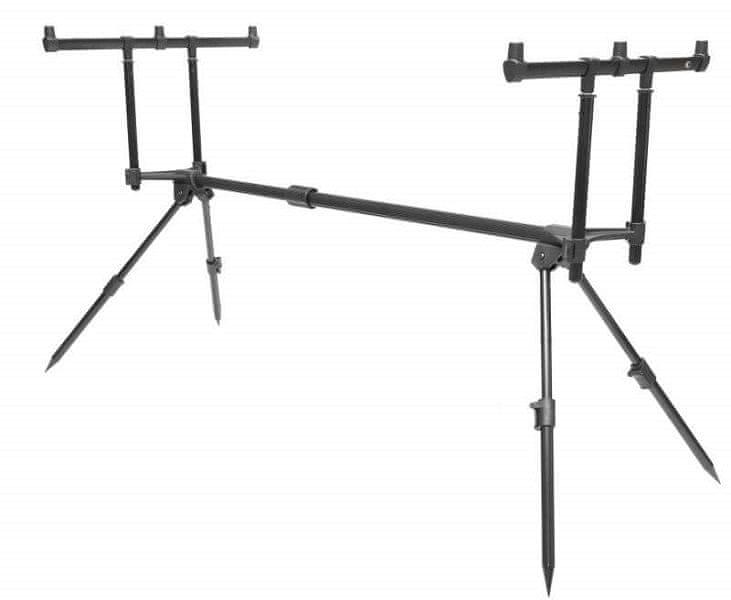 ZFISH Stojan Rod Pod Compact 3 Rods