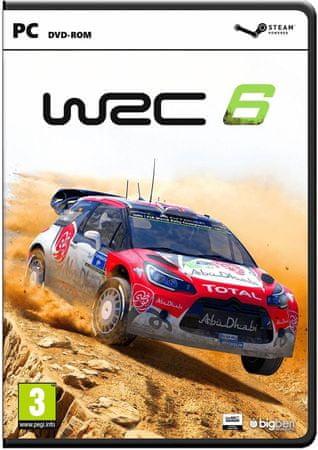 Bigben WRC 6 FIA World Rally Championship (PC)
