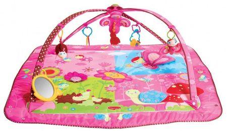 Tiny Love igralni center in podloga Premakni se in igraj, Princeska, roza