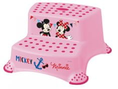 "keeeper Dvojstupienok k WC/umývadlu ""Mickey&Minnie"""