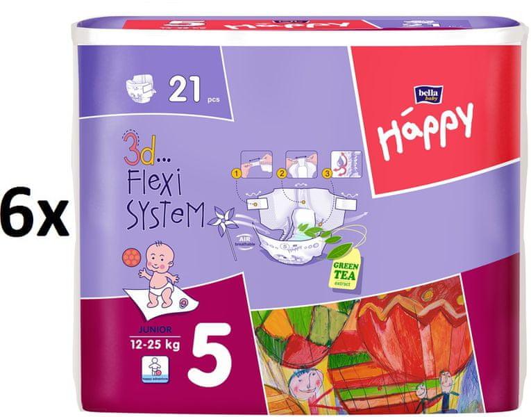 Bella Happy Junior - 126 ks