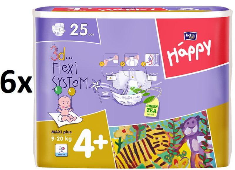 Bella Happy Maxi Plus - 150 ks