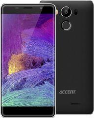 ACCENT Neon, Dual SIM, černý