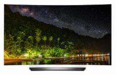 LG 65C6V 165 cm Ívelt Smart 3D Ultra HD HDR OLED TV