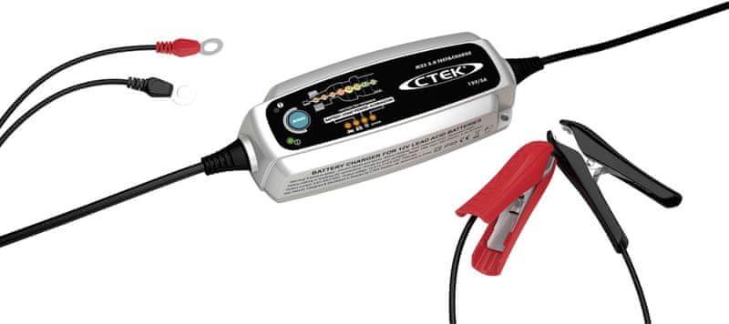Conrad CTEK MXS 5.0 CHECK