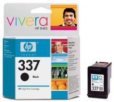 HP náplň č.337, černá (C9364EE)