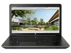"HP prenosnik ZBook 17 G3 i7-6700HQ 16GB/256+1TB/17,3""/Win10 Pro (M9L91AV)"