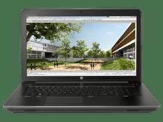 "HP prenosnik ZBook 17 G3 i7-6700HQ 16GB/256+1TB/17,3""/Win10 Pro (M9L91AV)"