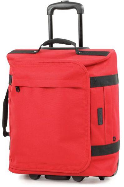 Member's Palubní taška na kolečkách červená