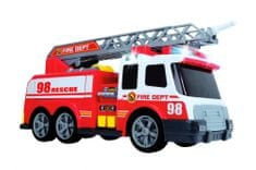 Dickie Action gasilsko vozilo, 36 cm