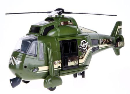DICKIE Action Series Vojenský vrtuľník 41 cm