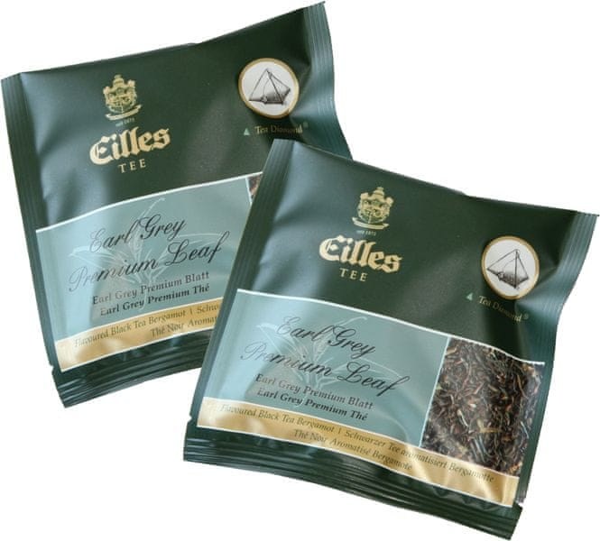 Eilles Tea Diamond Earl Grey Premium 50 sáčků