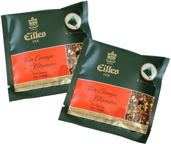Eilles Tea Diamond Vita Orange 50 sáčků
