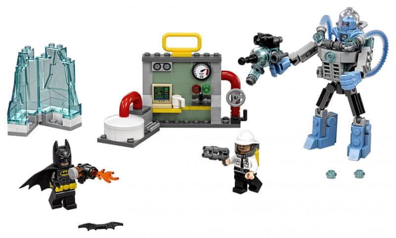 LEGO® Batman Movie 70901 Ledový útok Mr. Freeze