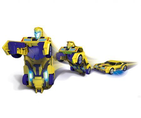 Dickie Transformers Robot Warrior Bumblebee