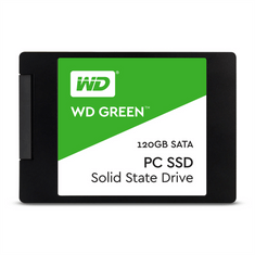 "WD SSD disk Green SATA3 2,5"", 120 GB (WDS120G1G0A)"