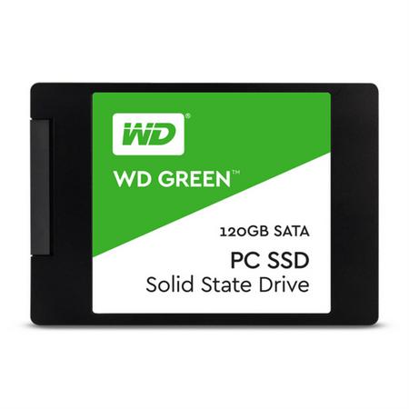 WD SSD disk Green SATA3 2,5, 120 GB (WDS120G1G0A)
