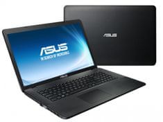 Asus prenosnik X751NV-TY001T N4200/4GB/1TB/17,3HD+/GeForce 920MX/W10Home (90NB0EB1-M00050)