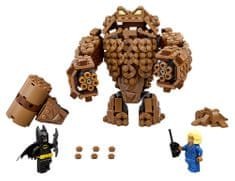 LEGO Batman Movie 70904 Clayfaceov bahnový útok