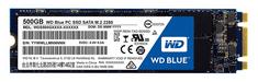 WD SSD disk Blue M.2 2280, 500 GB (WDS500G1B0B)