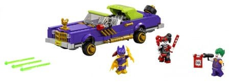 LEGO Batman Movie 70906 Lowrider Jokera