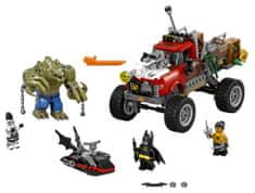 LEGO Batman Movie 70907 Killer Crocov Tail-Gator