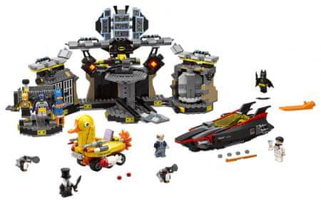 LEGO Batman Movie 70909 Vdor v Batvotlino
