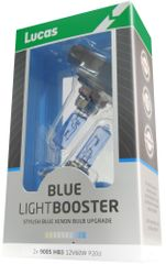 Lucas LightBooster H1 12V 55W Blue 2ks