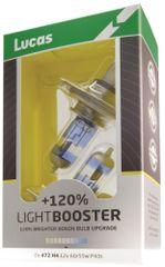 Lucas LightBooster H4 12V 60/55W +120% 2ks