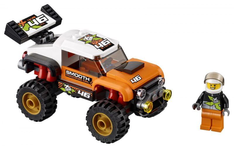 LEGO® City 60146 Náklaďák pro kaskadéry