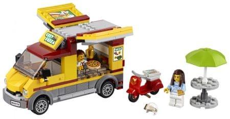 LEGO® City 60150 Mobilna picerija