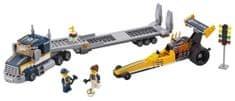 LEGO® City 60151 Prijevoznik dragstera