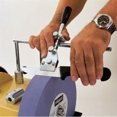 Scheppach JIG 60 - Přípravek na broušení nožů