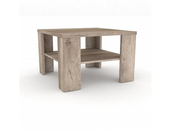 Konferenční stolek Rea 4 - Dezén dub canyon