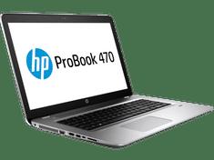 HP prenosnik ProBook 470 G4 i5-7200U/8GB/1TB/17,3HD+/GF930MX/FreeDOS (Y8A98EA)