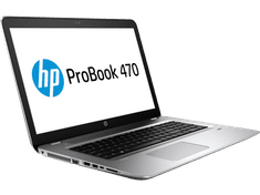 "HP prenosnik ProBook 470 G4 i3-7100U/8GB/256+1TB/17,3""/GF930MX/Win10Pro (W6R37AV)"