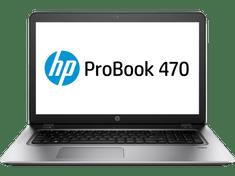 HP prenosnik ProBook 470 G4 i5-7200U/8GB/256+1TB/17,3FHD/GF930MX/Win10Pro (W6R38AV)