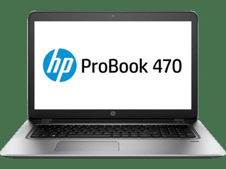 """HP prenosnik ProBook 470 G4 i7-7500U/8GB/256GB/17,3""""/GF930MX/Win10Pro (Y8A89EA)"""